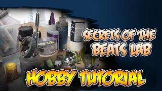 Make Your Own Hobby Area / Beats Lab – Secrets Revealed