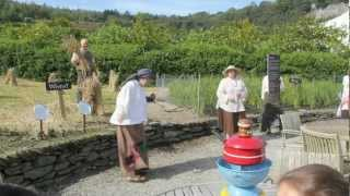 Crying the Neck @ The Eden Project Harvest 2012