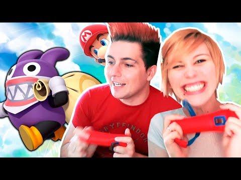 NOS DEJAN EN RIDICULO xD   New Super Mario Bros U