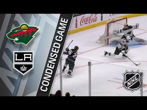 Minnesota Wild vs Los Angeles Kings – Apr. 05, 2018 | Game Highlights | NHL 2017/18. Обзор