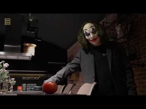 Joker Visita La Cocina De Jhosef Arias