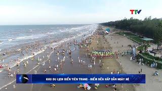 Khu du lịch biển Tiên Trang - Điểm đến hấp dẫn ngày hè   PTTH Thanh Hóa