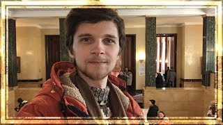 Как я сходил на выборы в русское посольство в Берлине ВЛОГ