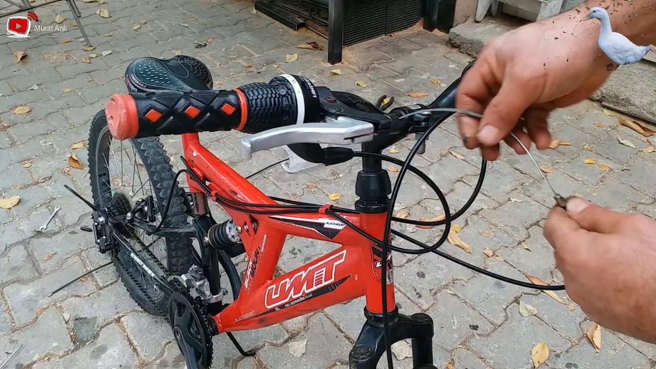 Bisiklet V Fren Ayarı | 3 Adımda Kolayca Yapın
