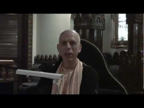 Lecture - Prahladananda Swami - Bhagavad Gita 7.28