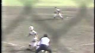 1978〜9年 高校野球 伊高 伊都高校 野球部 公式戦
