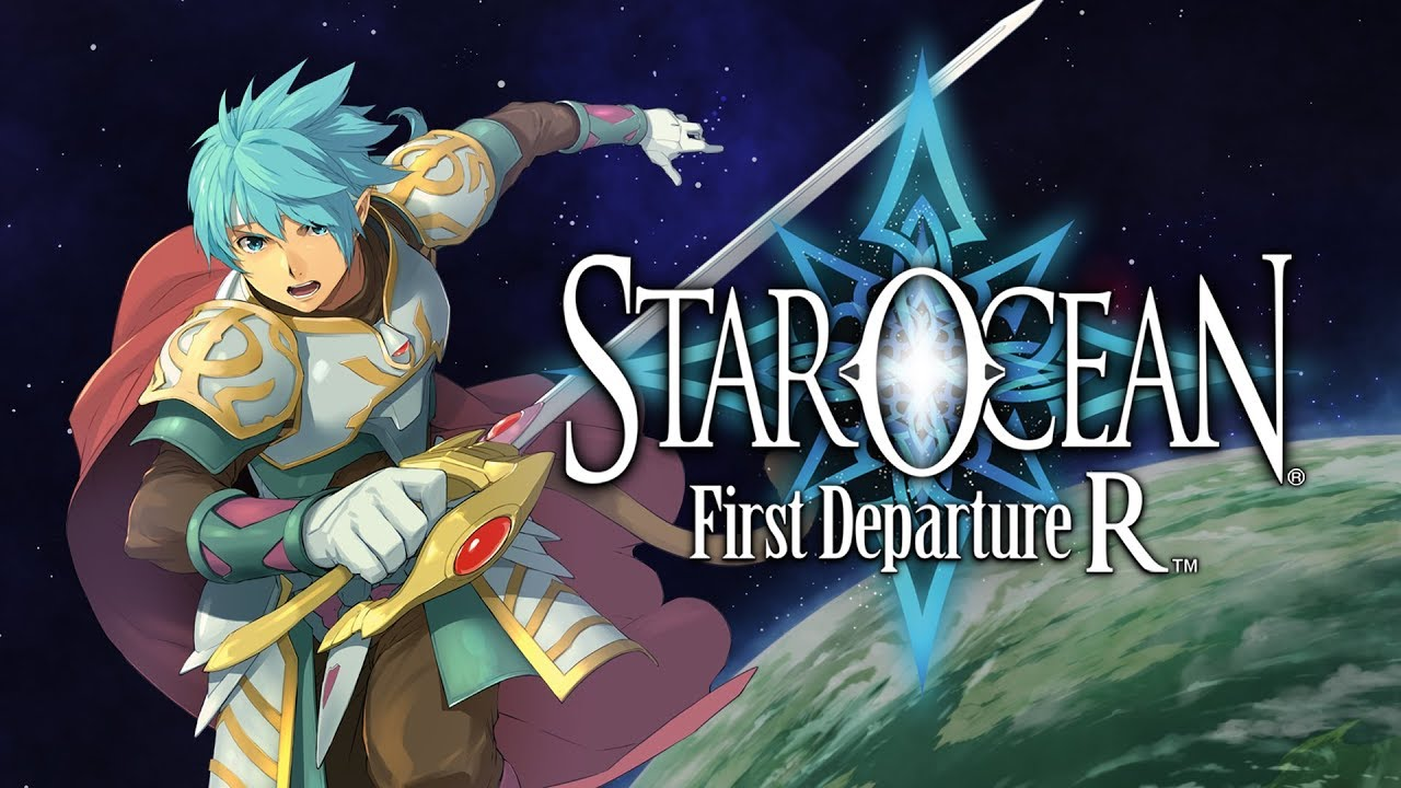 Star Ocean First Departure R Coming to Switch, PS4 on