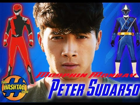 POWER RANGERS Ninja Steel & Hyperforce's Peter Sudarso Takes The Ranger Challenge.