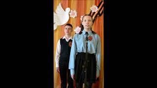 Польских Ангелина - «Взгляд с небес как совесть сердца»  (стихи Ольги Фокиной)
