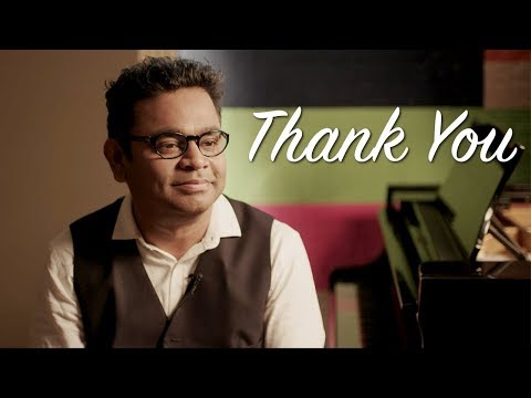 Thank You, Jury members of the National Film Awards, Friends, Well-Wishers and Members of the Media.