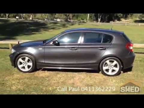 2006 bmw 118i e87 hatch auto grey 1524 youtube. Black Bedroom Furniture Sets. Home Design Ideas