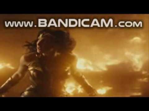 KatDon Wonder Woman: Shot Like a Rocket Up Into the Sky!