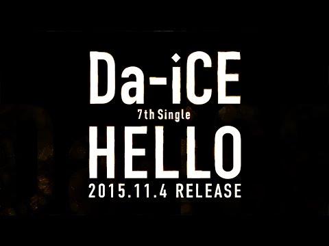 Da-iCE(ダイス) /HELLO