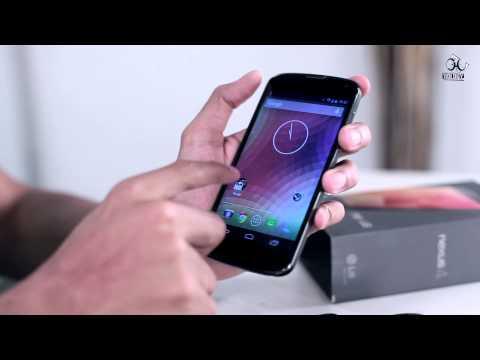 مراجعة جهاز الـ Nexus 4 رخيص الثمن وخارق في الأداء !!