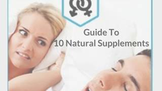 How To Stop Snoring : 10 Treatments for Sleep Apnea Symptoms  …