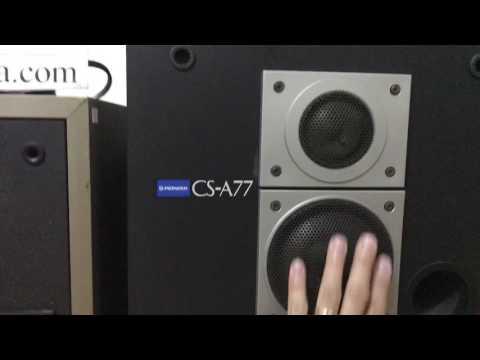 Loa pioneer cs f700 và loa pioneer cs a77 lại về tại Thắng Audio 0983698887 có giá trong clip