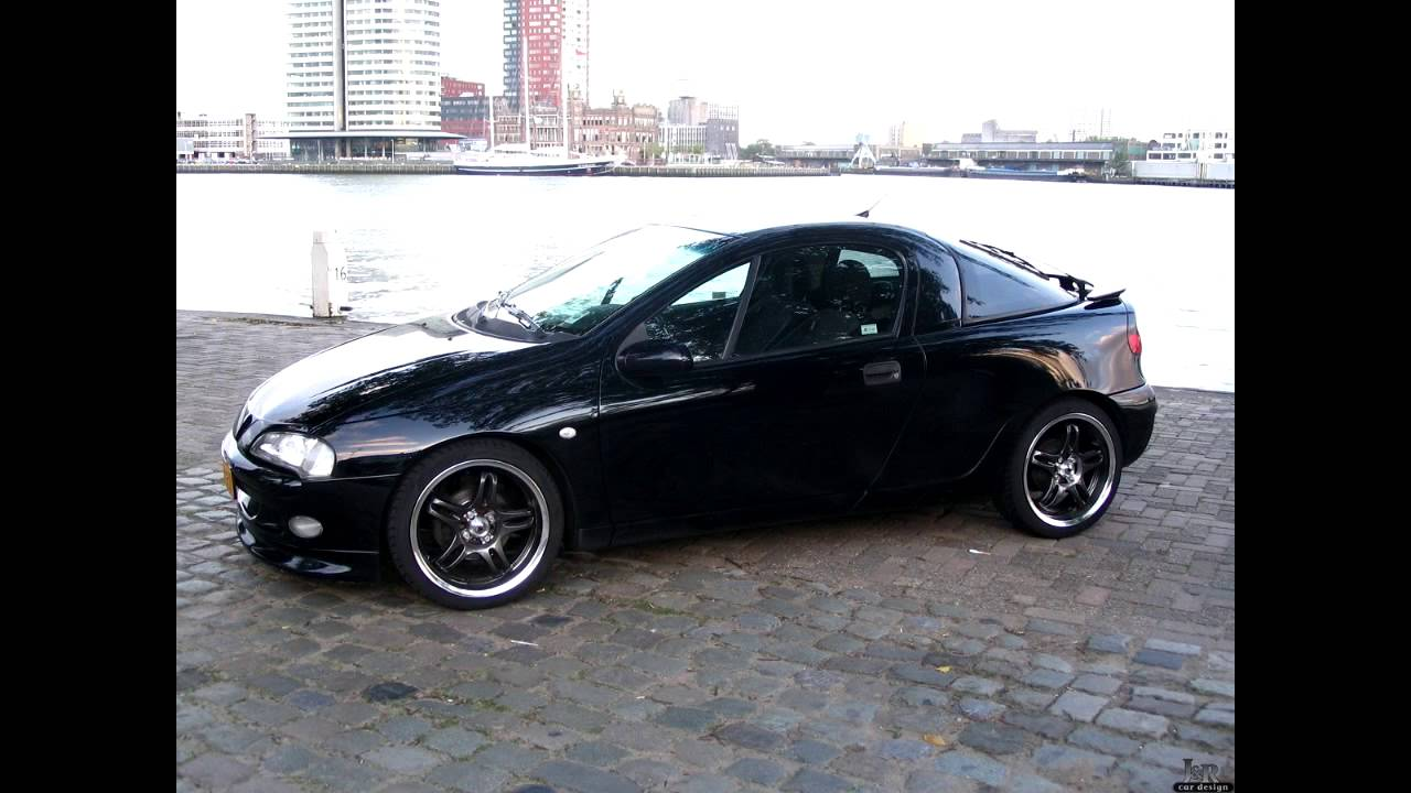 Opel tigra youtube for Interieur opel tigra 2000