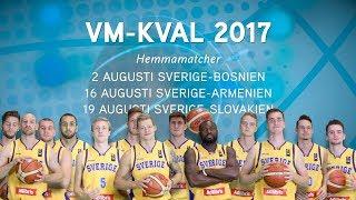 Sveriges Herrlandslag (VM-kval 2017)