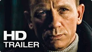 SPECTRE Teaser Trailer German Deutsch (2015) James Bond 007