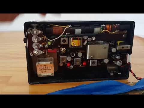 Antigua Radio Transistores Japan Tipo Spica Standard Corp