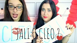 jali o cleo? #clissa con Cleo Toms