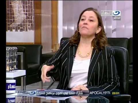 دكتورة منال عوض مع محمود سعد على قناة النهار
