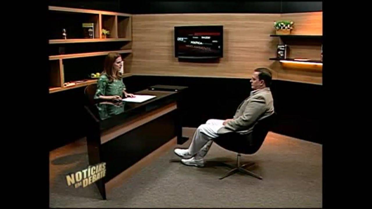 Programa Notícias em Debate - Entrevista Dr. Guilherme Antoniette - Obesidade