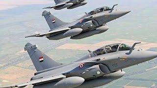بالفيديو.. طائرات حربية تحلق فى سماء ميدان التحرير احتفالا بعيد القوات الجوية