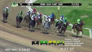 Vidéo de la course PMU PREMIO SILVER PLANET 2000
