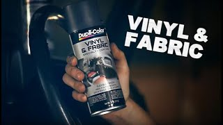 Dupli-Color® How to: Vinyl & Fabric Coating