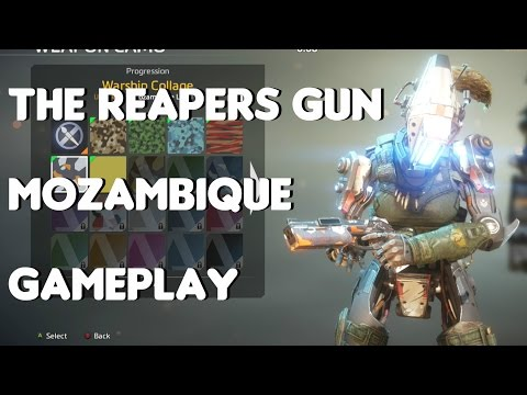 Titanfall 2 - The Reapers Gun - 29 Kills Mozambique Game - Best Secondary Weapon
