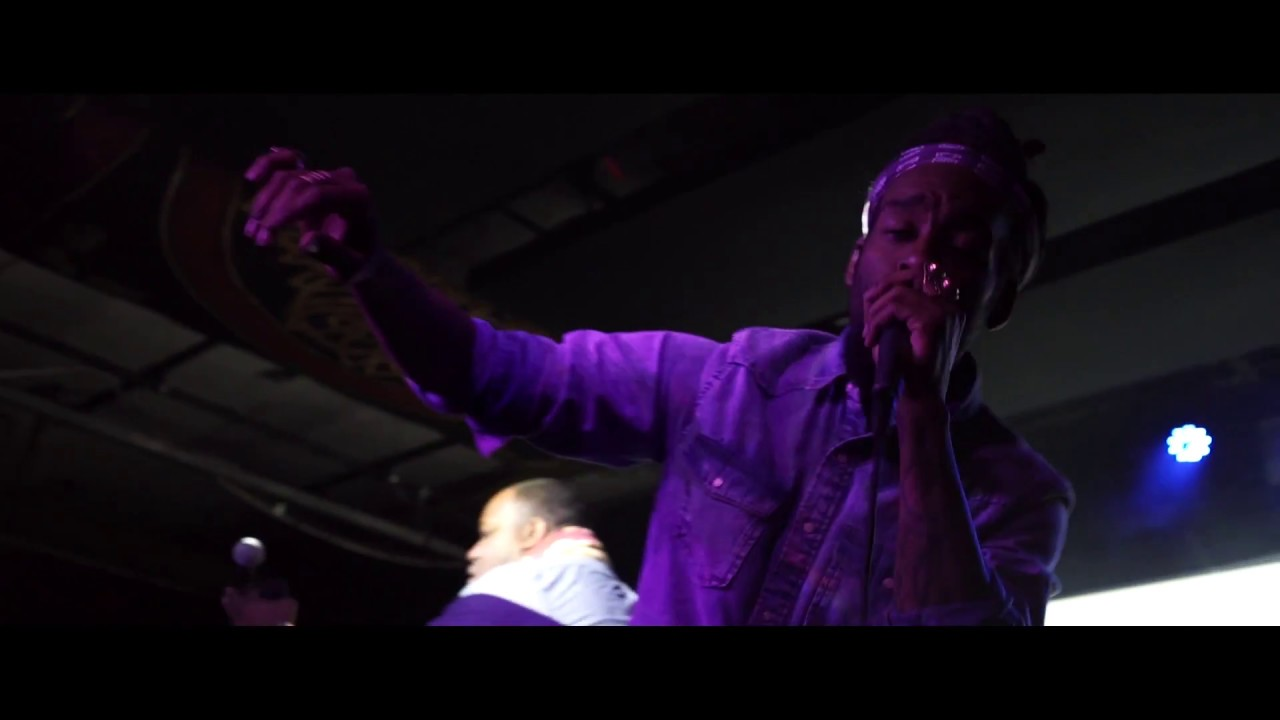MH the Verb presents ArtHouse95 (EPK Promo) + Live Footage from Underground Arts
