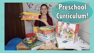 Timberdoodle Custom Preschool Curriculum Overview