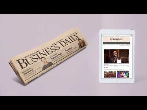 Business Daily Re-launch