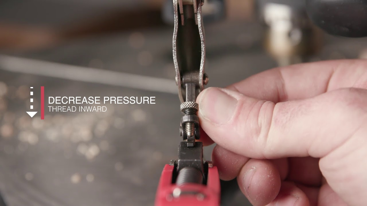 Armor Tool: How-To Adjust Our Auto-Adjust Clamps