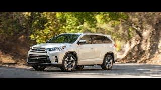 Toyota Highlander 2018 Review