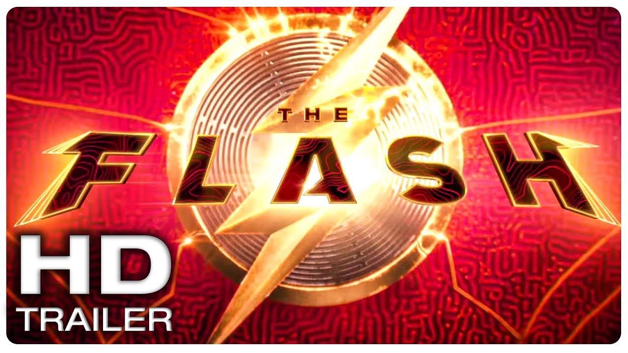 THE FLASH Official Teaser Trailer (NEW 2022) Ezra Miller, Superhero Movie HD
