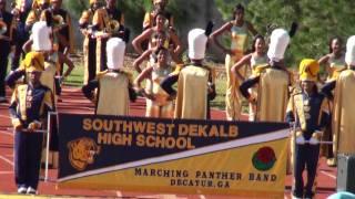 Southwest Dekalb HS - 2011 Bandfest Pass & Review