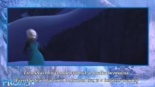 Frozen - Let It Go (czech) subs&trans/Ledové Království - Najednou (REUPLOAD -HQ sound)