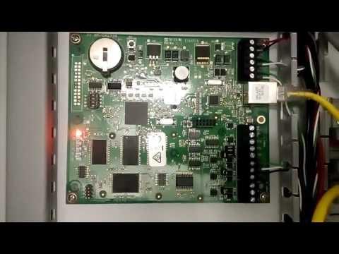Lenel 3300 access control panel