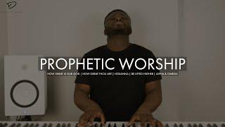 Worship Instrumental Medley (10): 30 Minutes Deep Prayer Music | Prophetic Worship | Intercession