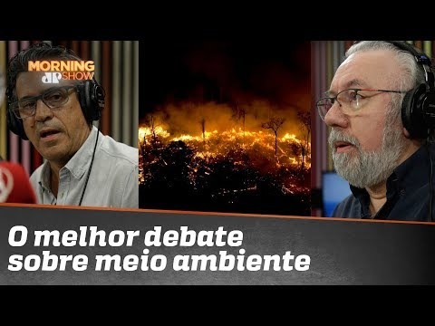 Amazônia agro aquecimento global: o melhor debate que vc vai ver hj sobre Meio Ambiente