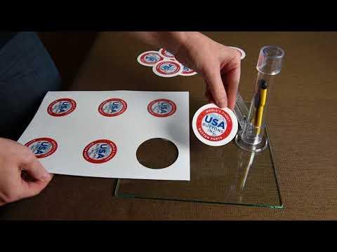 The Handi Circle Cutter