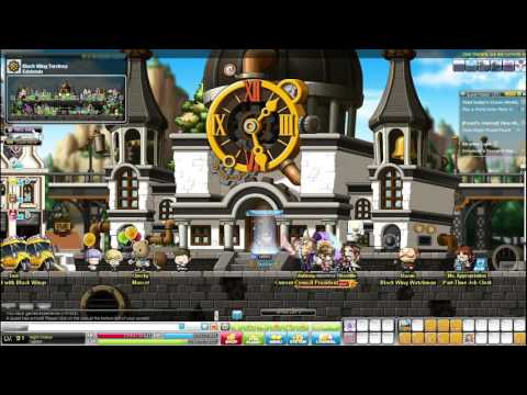 Maplestory - Silent Crusade first chapter complete