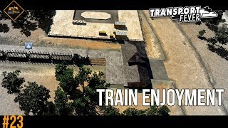 No plan, apart from some train enjoyment | Transport Fever #23
