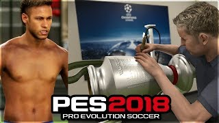 10 REALISTIC THINGS IN PES 2018