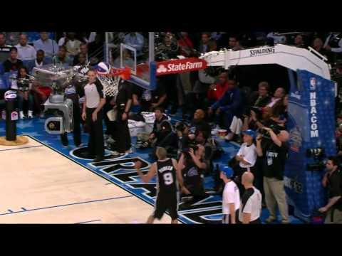 NBA Skills Challenge 2012 @ Orlando Part 2/3