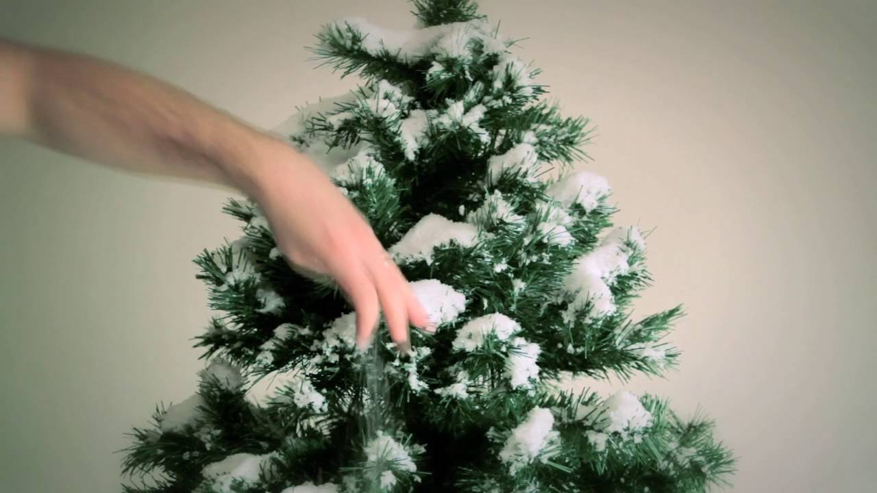 Dressing A Christmas Tree