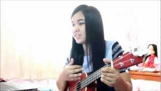Try-Pink ukulele cover by taokittiya