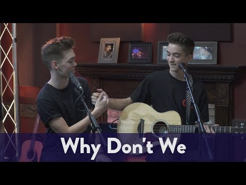 Why Don't We's First Ep and First Paychecks | KiddNation